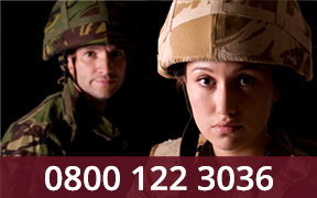 Armed Forces Claim Solicitors